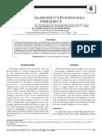 Hemoragia digestiva pediatrica