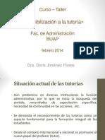 Presentación breve sensibilización a la tutoría  FEBRERO 2014