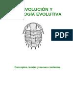 Historia de La Evolucion
