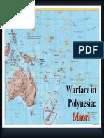 Maori Warfare