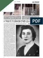 LELA CARAYIANNI- A GREEK  RESISTANCE HEROIN WWII