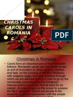 Christmas Carols in Romania
