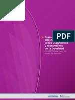 Guia Obesidad 2013