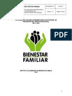 PP226.MPA1.P1 Programa Vigilancia Epidemiologica Ocupacional de Prevención del Riesgos Psicosocial v1