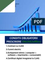 Prezentare Prescriere Electronica