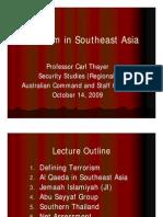 Thayer Terrorism in Southeast Asia