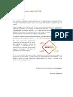 Cartilla de Bienvenida Docente Avansys 2014