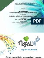 Yogurth de Nopal No Hay Otro Igual Diap]