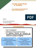 Seminario psicometria I