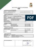 Avance de Programa II Raid Hípico Benahavis  2014