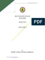 Class X English Book Notes