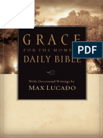 Grace for the Moment Daily Bible