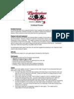 BudSports 2014 Kickball Rules