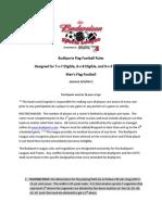 BudSports 2014 Men's Football Rules
