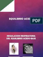 Equilibrio Acido Base Especializada