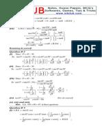 maths Ex 10 2 FSC Part1