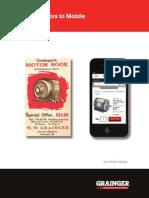 Grainger 2013 Investor Manual
