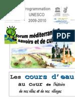 projet forum méditerranée