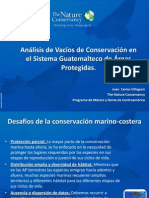 Analisis Vacios Marinos Guatemala