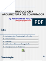 Arquitectura Pc 01 Introduccion