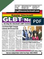 GLBT News March 2014