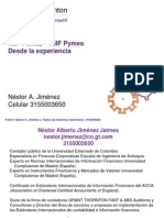 NIIf Nestor Alberto Jimenez