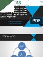 BEJARANO - AGUIRRE - ECIM 2013 - MESA 5 - DIMENSIONES DE ESTUDIO DEL ANÁLISIS DOCUMENTAL