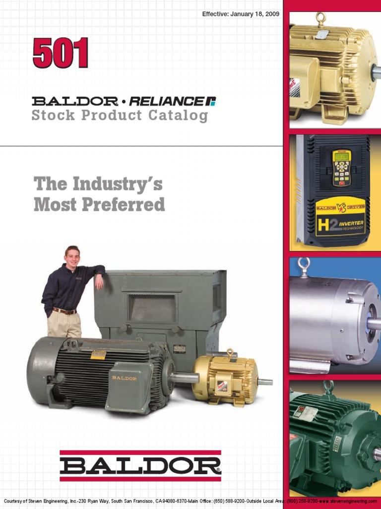 Baldor Pump Motors Electric Motor Engines