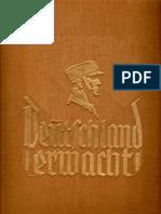 Bade, Wilfrid - Deutschland erwacht - Werden, Kampf und Sieg der NSDAP (1933)