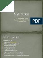Mycology, Drg. Pujiana