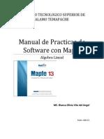 Manual de Practicas de Software de AL