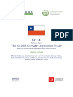 The GLOBE Climate Legislation Study - Chile Extract