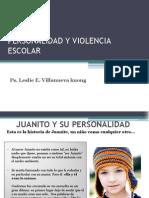 5 - Personalidad y Violencia Escolar- Leslie Villanueva