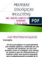 13 - Diapositivas Bullying - Rocio Aragon