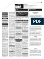 Claremont COURIER Classifieds 2-28-14