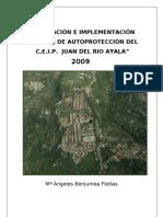 Portada 2 PLAN DE AUTOPROTECCIÓN DEL