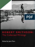 Robert Smithson CollectedWritings