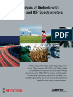 Elemental Analysis of Biofuels