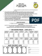 ero booth poker-game sheet 2014