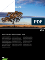 2013 Kelly Australia Salary Guide