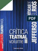 Críticas de Jefferson Del Rios