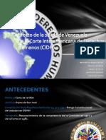 Efecto de La Salida de Venezuela