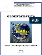 Apostila de Geoestatistica