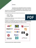 Proceso Comercio Electronico