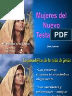 Liderazgo MM 3 Mujeres Del Nuevo Testamento PP