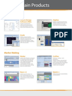 Optitex Main Products-Brochure