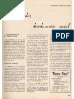(1968c) Propaganda; deseducación social