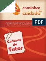 Caderno Tutor