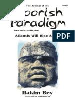 Moorish Paradigm Booklet 01
