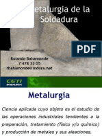 Metalurgia RBT
